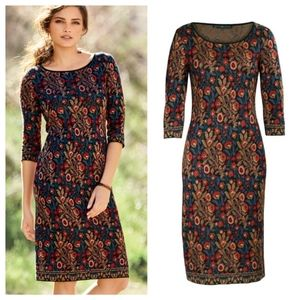 Peruvian Connection S SMALL Angelique Pima Dress
